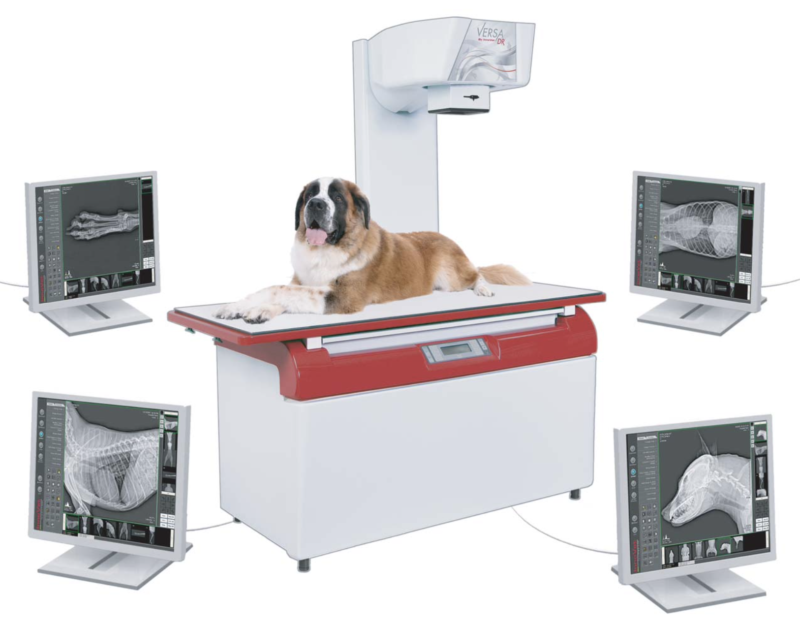 InnoVet X-Ray | Summit Industries Veterinary Manufacturer, Chicago IL
