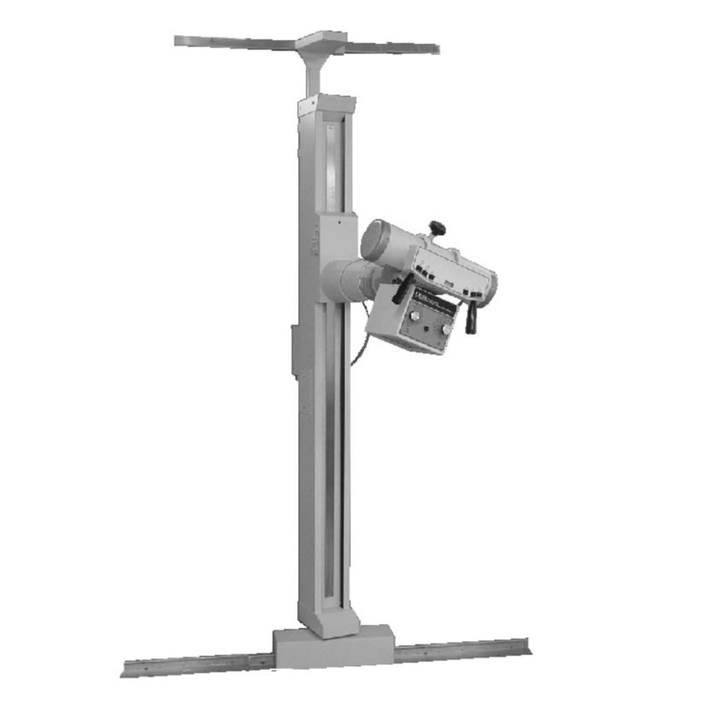 AmeriComp X-Ray Equipment | Summit Industries Machine Manufacture Radiographic-Tube-Stands